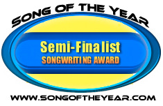 2012 - Jennifer has been awarded the semi-finalist placement in the Song of the Year contest.
